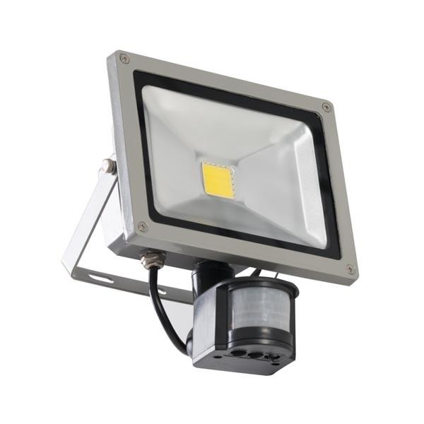 projecteur led extérieur de 10 watts avec détecteur de mouvements