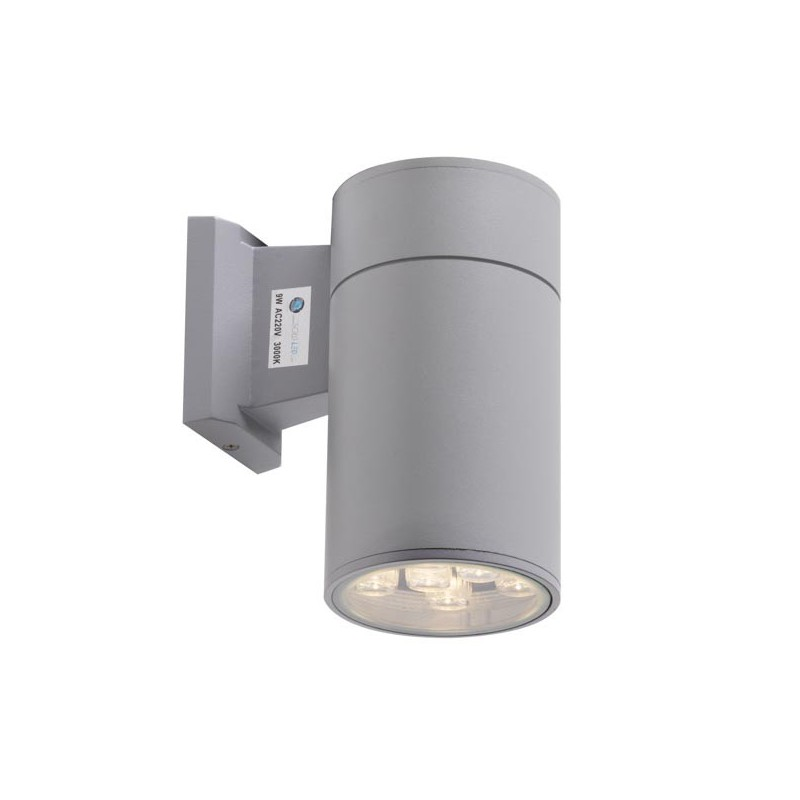 Applique murale led pour l 39 ext rieur de 9 watts for Applique murale exterieur galvanise