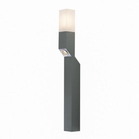 Piquet lumineux LED extérieur moderne 3W + 15W CFL