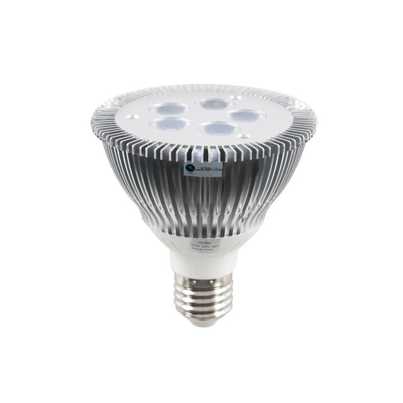 Spot led e27 de 15 watts pour int rieur sur la boutique en for Ampoule exterieur