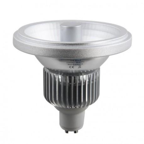 Ampule LED AR111 GX8.5 10W 500LM 3000K