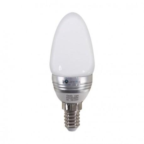 Ampoule LED E14 3W EPI 180LM 2700K