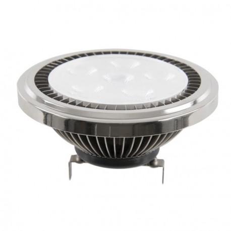 Ampoule LED AR111 G53 6X2W 520LM 2700K