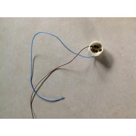 Culot GU10 pour ampoule LED